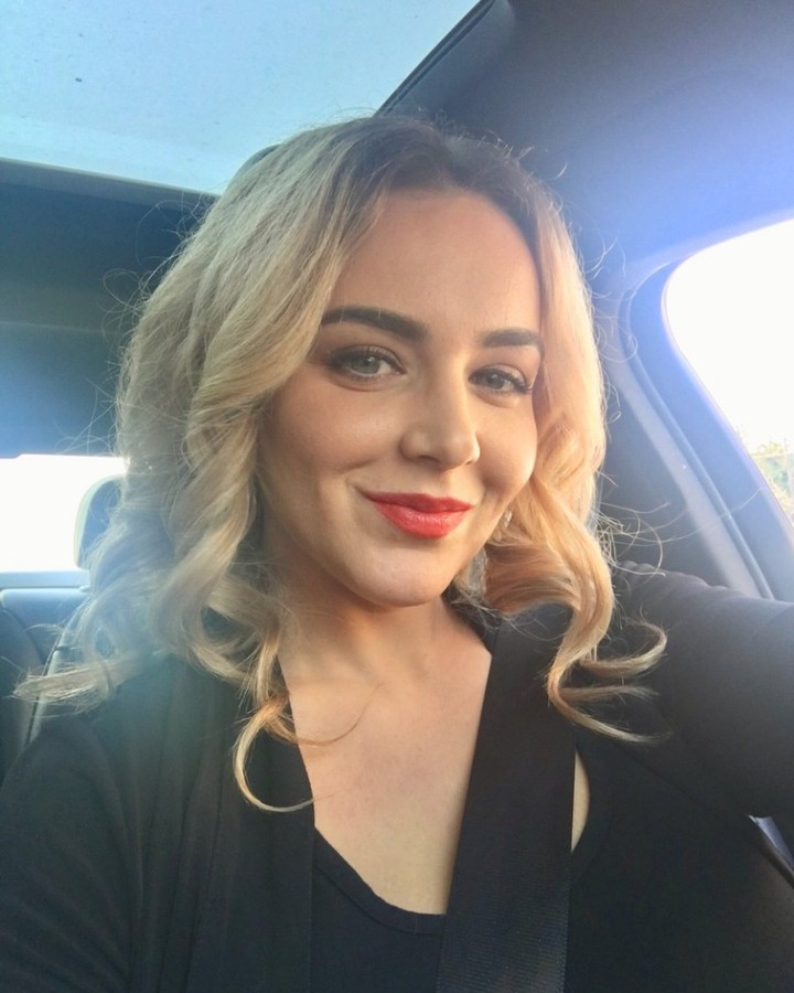 Natasha Nice Instagram Snaps- 2020