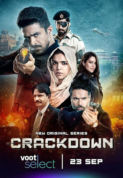 Crackdown Season 1 Hindi 720p HDRip
