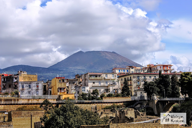 Herkulanum Włochy Neapol