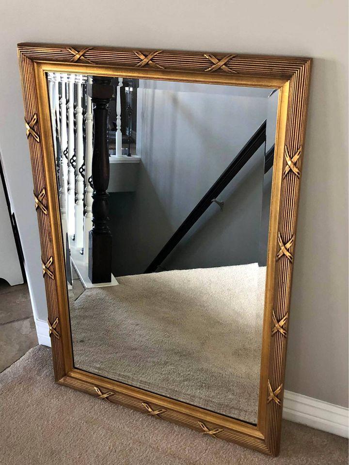 salt lake city marketplace vintage mirror