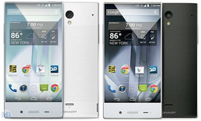 Review Produk Sharp Aquos 305SH