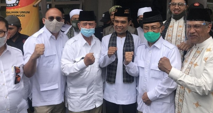 UAS: Masyarakat Sumatera Barat Paling Pancasilais