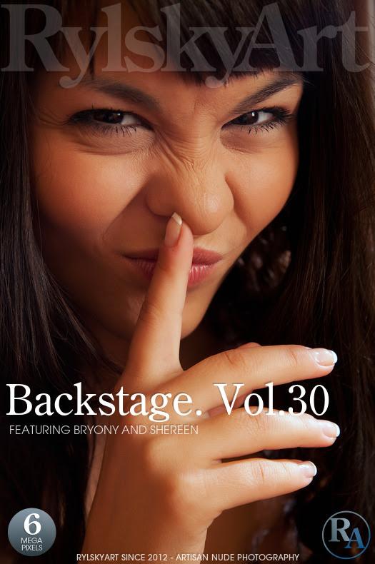 [RylskyArt] Bryony - Backstage Vol. 30 1499334486__ra-backstage-vol30-cover