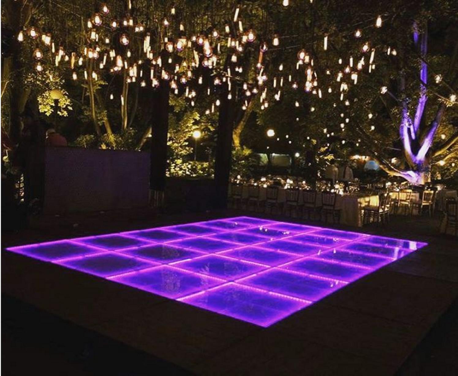 101 fiestas 12 ideas de iluminaci n para tu fiesta - Ideas fiesta inauguracion piso ...