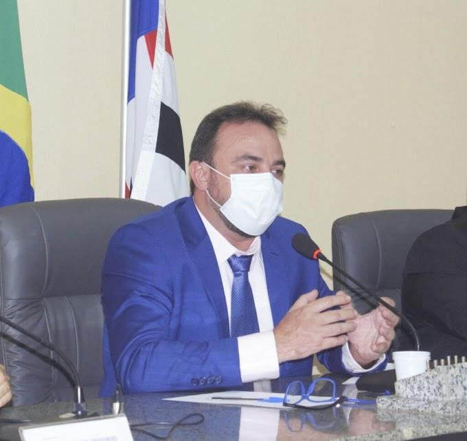 LEGISLATIVO - Vereador Teódulo Aragão propõe projeto de lei para população ter maior participação política