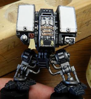 Raven Guard Venerable Dreadnought