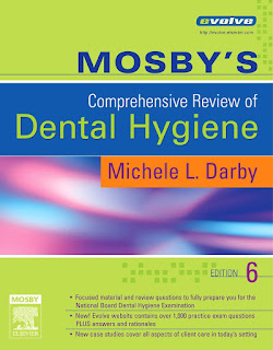 Mosby's Comprehensive Review of Dental Hygiene 6th Edition