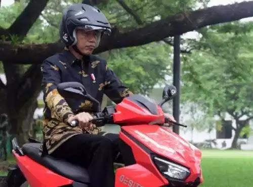 Pemenang Baru Lelang Motor Jokowi Akan Diumumkan Siang Ini