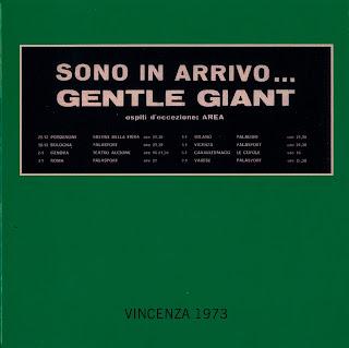 Vicenza 1973 (2019)