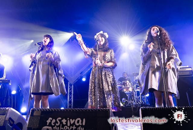 A-WA, Festival du Bout du Monde