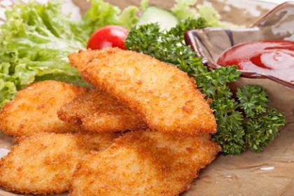 Crispy Chicken Fillet Recipe