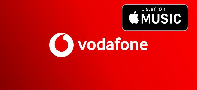 Vodafone Apple Music Kampanyası!