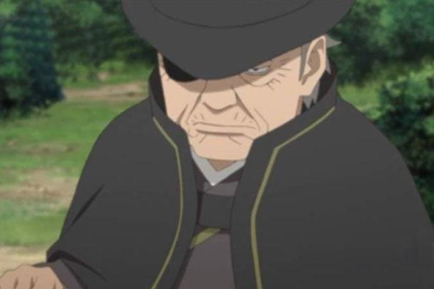 Victor Karakter Baru di Anime Boruto
