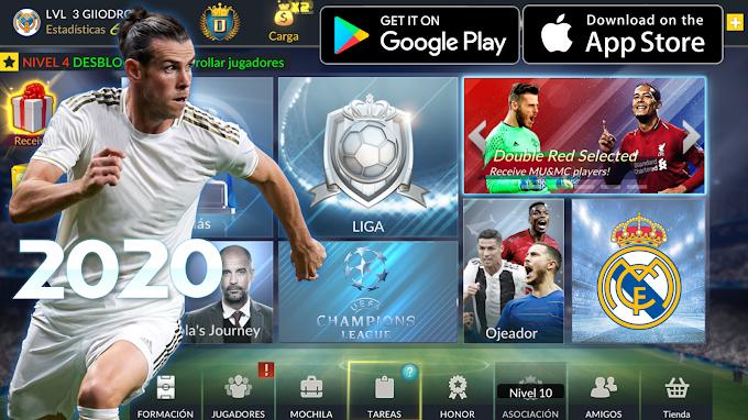 Ya salio! Nuevo Juego de FUTBOL 2020 Android parecido a Dream League Soccer 2020! Varios modos de juego realista