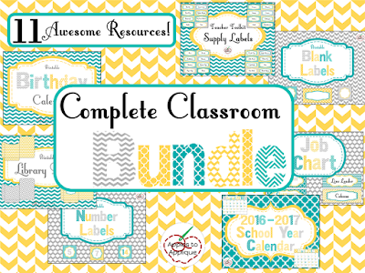 https://www.teacherspayteachers.com/Product/Complete-Classroom-BUNDLE-in-Yellow-Teal-and-Gray-2592633