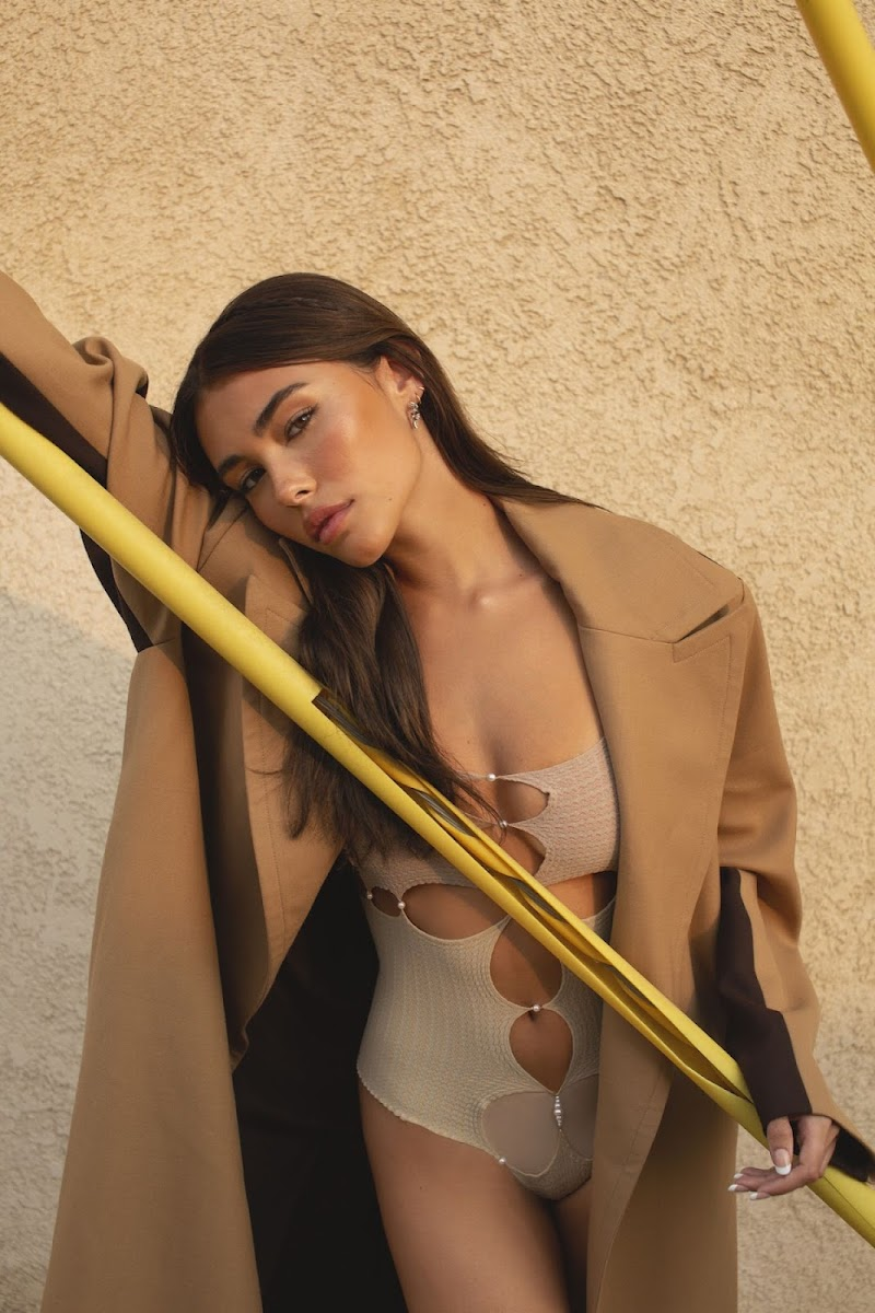Madison Beer Clicked for V Magazine -October 2020