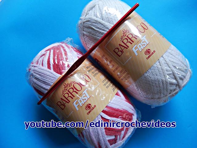 pega panelas estrela aprender croche edinir-croche edinircrochevideos curso de croche