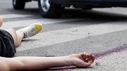 A helyszínelők mellett, az aszfalton csörrent meg a vasárnap reggel elgázolt futónő telefonja Szombathelyen – Csak így tudták őt beazonosítani