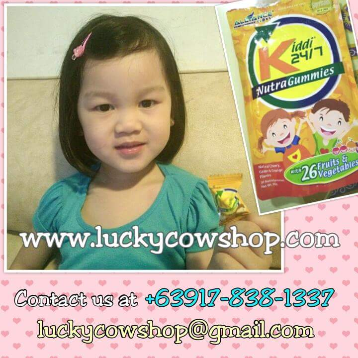 kiddie nutragummies aim global where to buy