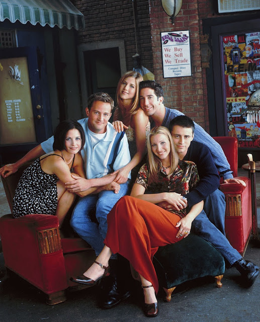 'FRIENDS' REUNION SPECIAL COMING TO HBO MAX