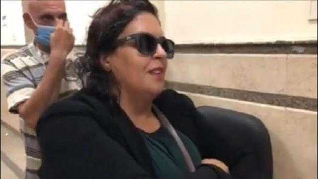 الحكم النهائي في قضية سيدة المحكمة