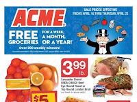Acme Ad This Week April 16 - 22, 2021