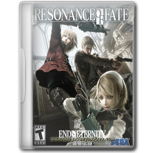 Resonance Of Fate End Of Eternity