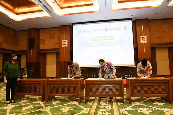 Pemerintah Pusat dan Provinsi Kerja Sama Pulihkan Ekonomi di Masa Pandemi Covid-19