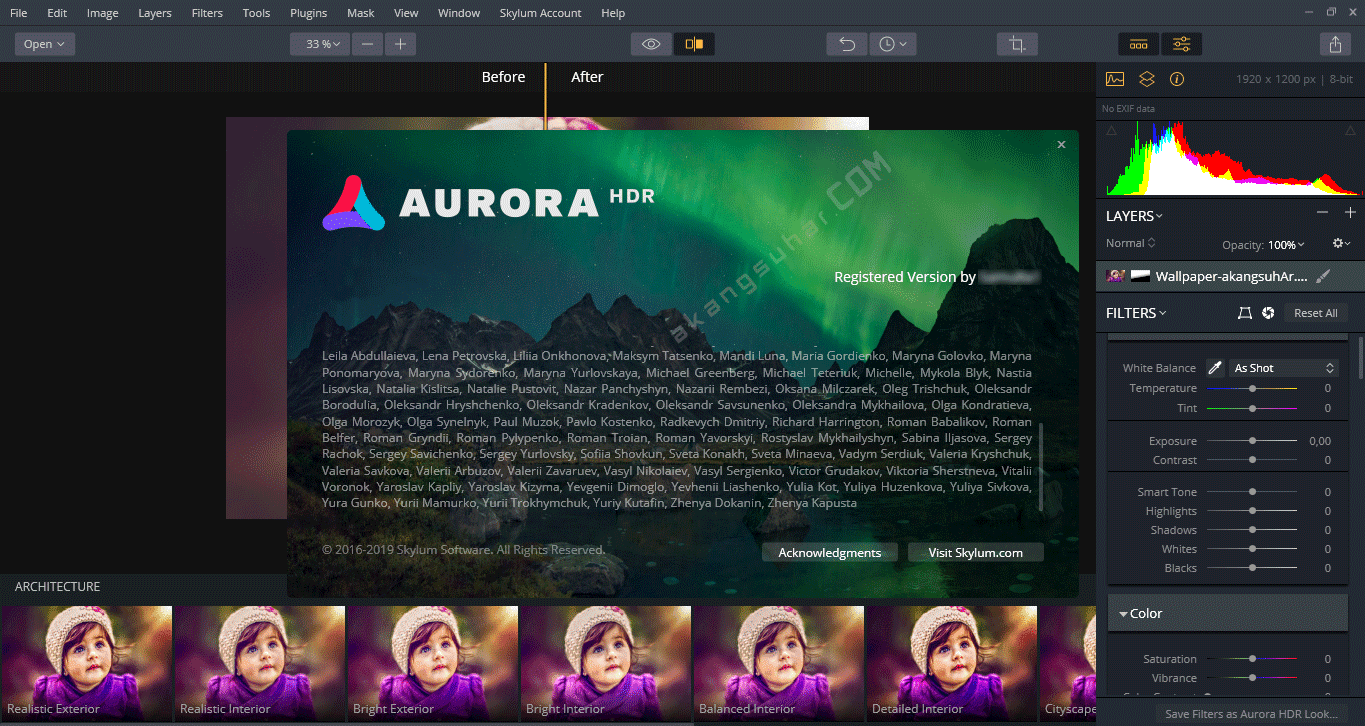 Download Free Aurora HDR 2019 Final Latest Version