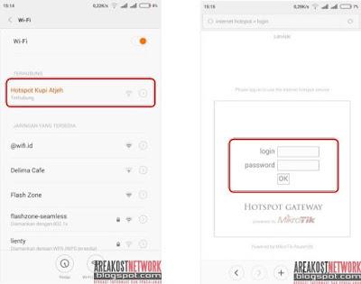 Tutorial Cara Membobol Username dan Password Mikrotik dengan Android