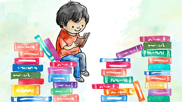 How to Inculcate Reading Habit Naturally Among Children?