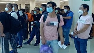 Aneh! Banyak Warga Dirumahkan Tapi 500 TKA China Didatangkan Saat Wabah Corona
