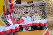 Tim Juri Kampung Sehat Puji Desa Barabali