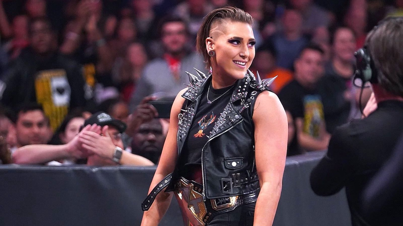 Shotzi Blackheart acredita que Rhea Ripley deve ser promovida ao main roster da WWE