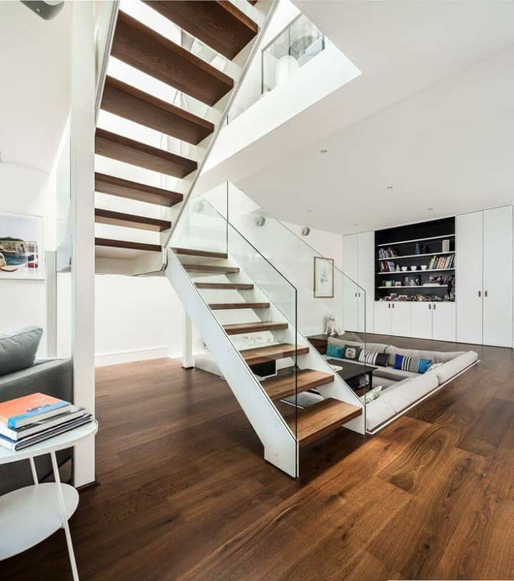 40 Amazing Staircases Details That Will Inspire You