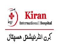 Kiran International Hospital Jobs Walk - in- Interview 2021