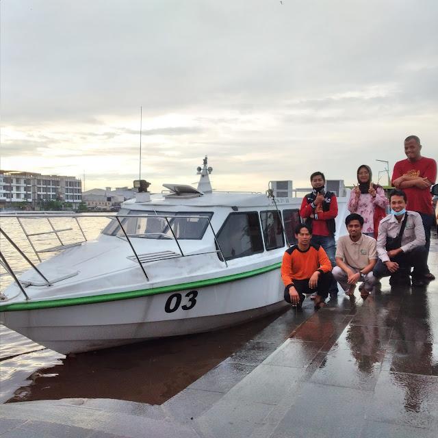 Kapal Kemanusiaan 03 AMCF Kalimantan Barat