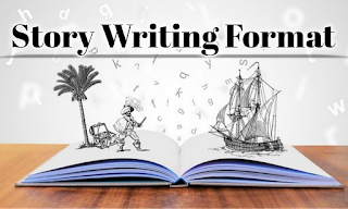story writing format in hindi