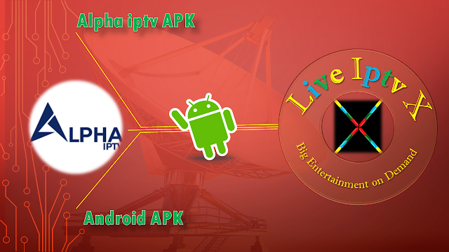 Alpha Iptv APK