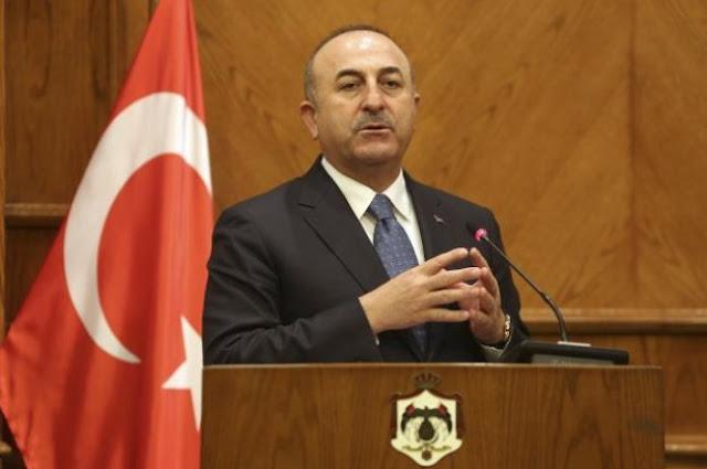 Τσαβούσογλου: «Θα ενημερώσουμε όλες τις εμπλεκόμενες χώρες για Συρία»