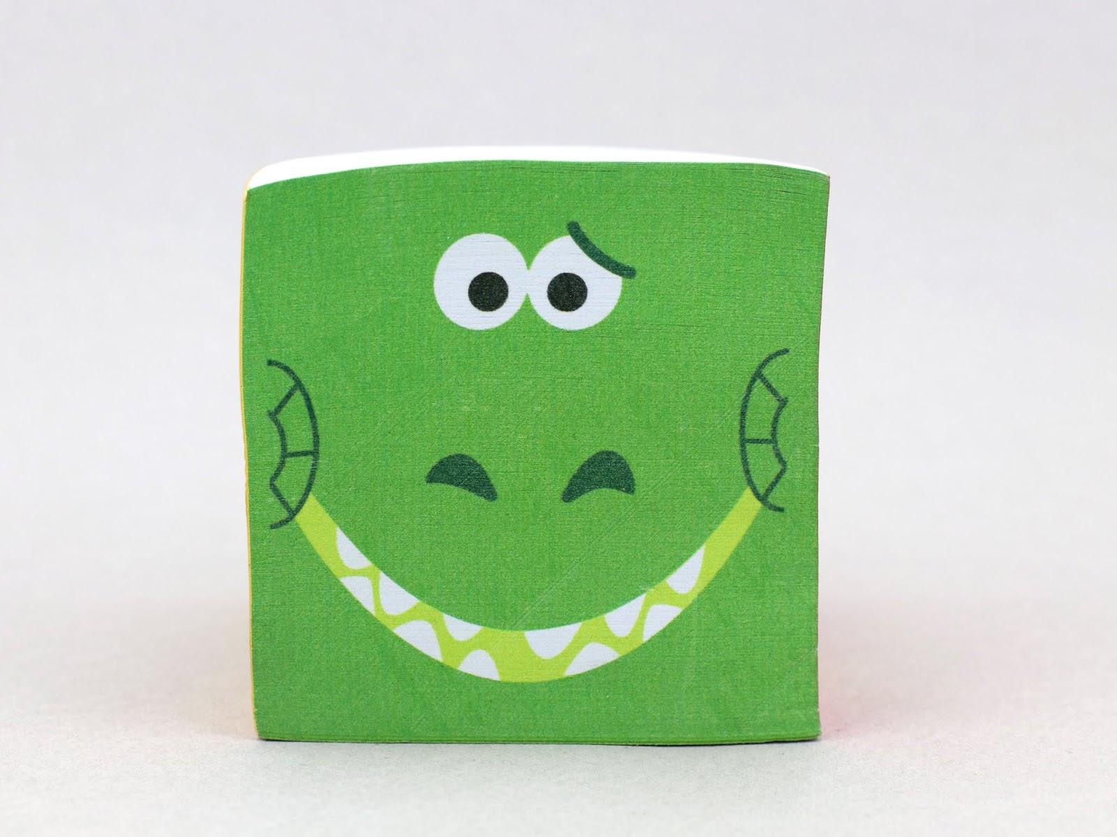 Disney Pixar Sticky Note Memo Desk Cube
