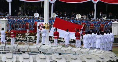 Upacara Peringatan Hari Kemerdekaan