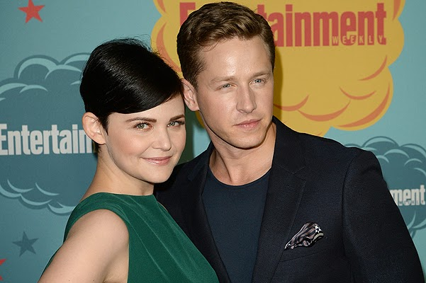 Ginnifer Goodwin and Josh Dallas are waiting for the firstborn