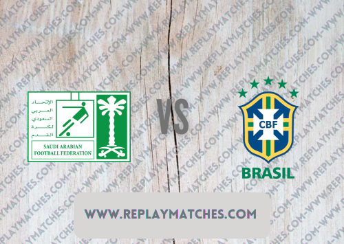Saudi Arabia U23 vs Brazil U23 -Highlights 28 July 2021