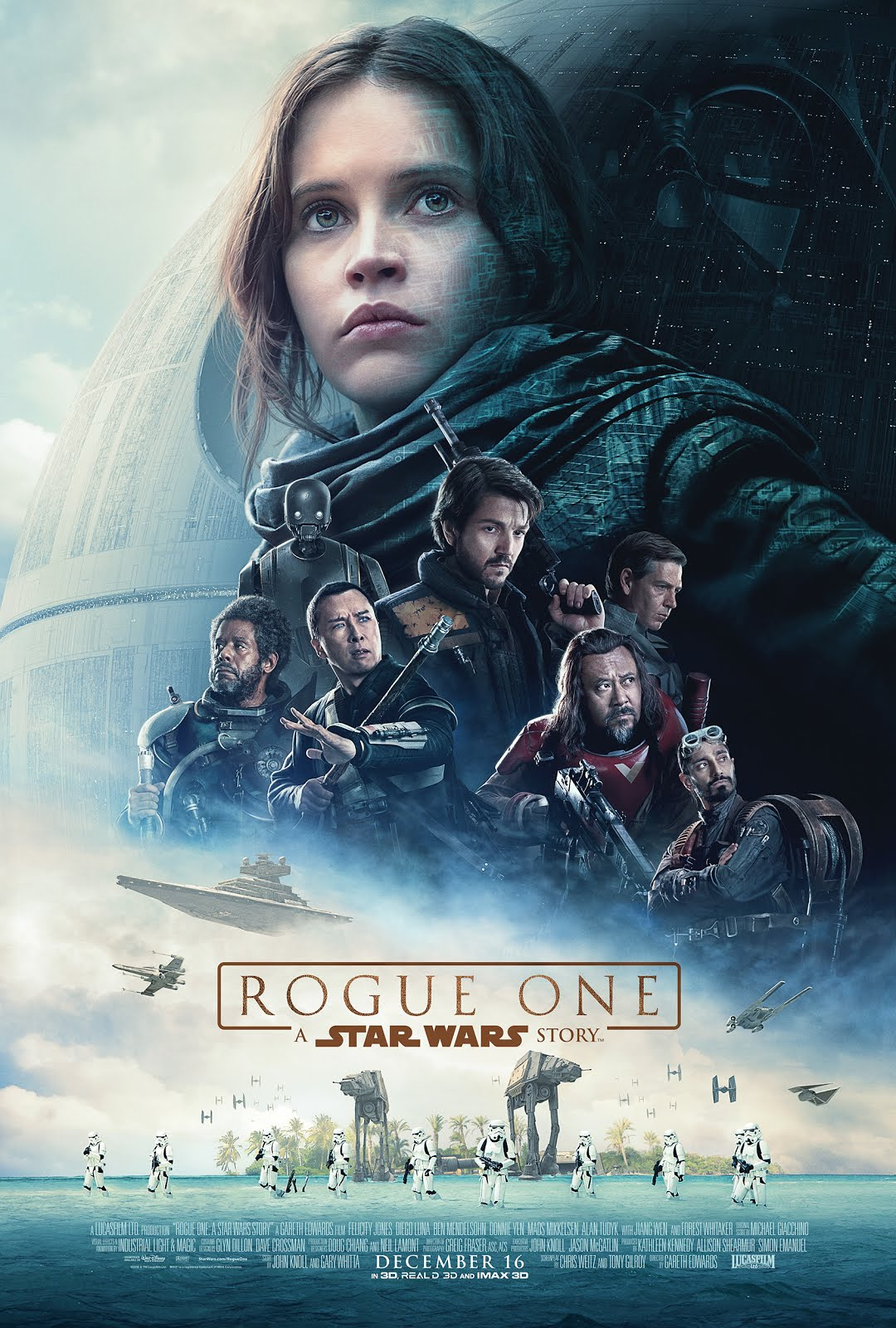 Star Wars: Rogue One en el fancine