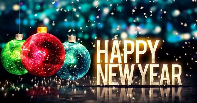 Happy New Year 2016 Messages for Line, BBM, Whatsapp Wallpapers