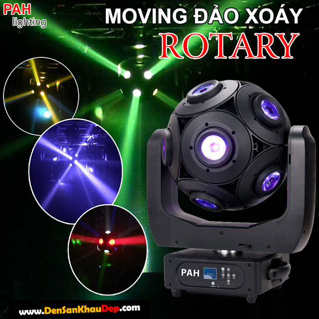 Đèn moving head ball
