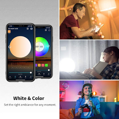 LED Smart WiFi Smart Light