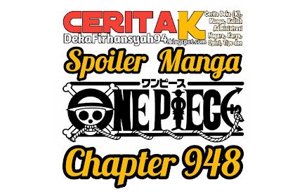 Spoiler Manga One Piece Chapter 948