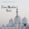 Salam Maulidur Rasul 1443H.
